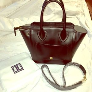 Ivanka Trump leather purse